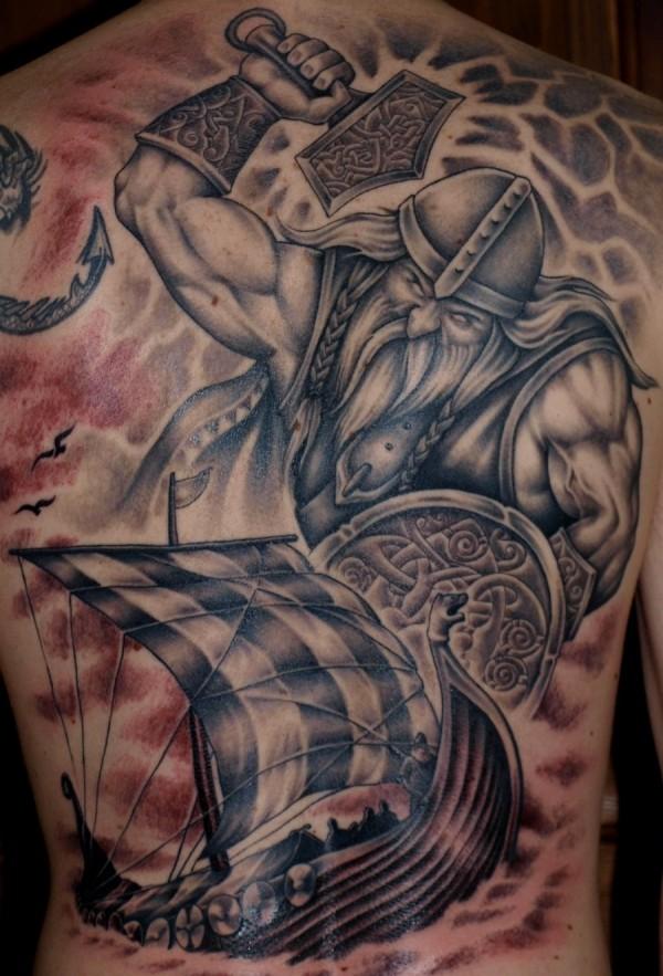 Tatuagens de Thor (12)