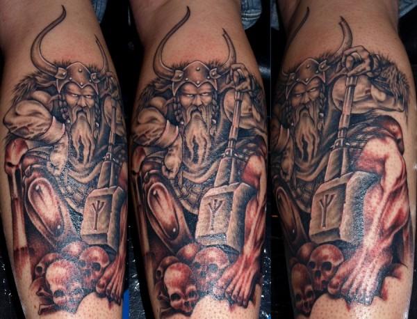 Tatuagens de Thor (9)