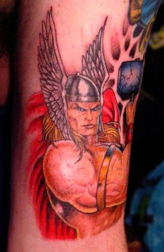 Tatuagens de Thor (8)