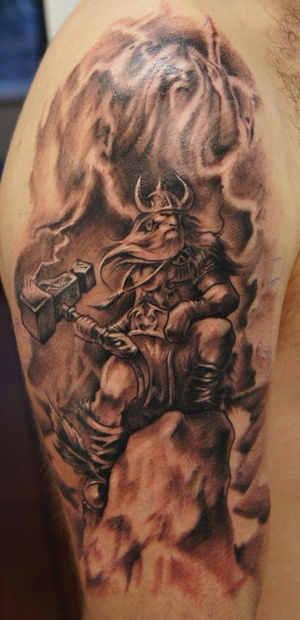 Tatuagens de Thor (7)