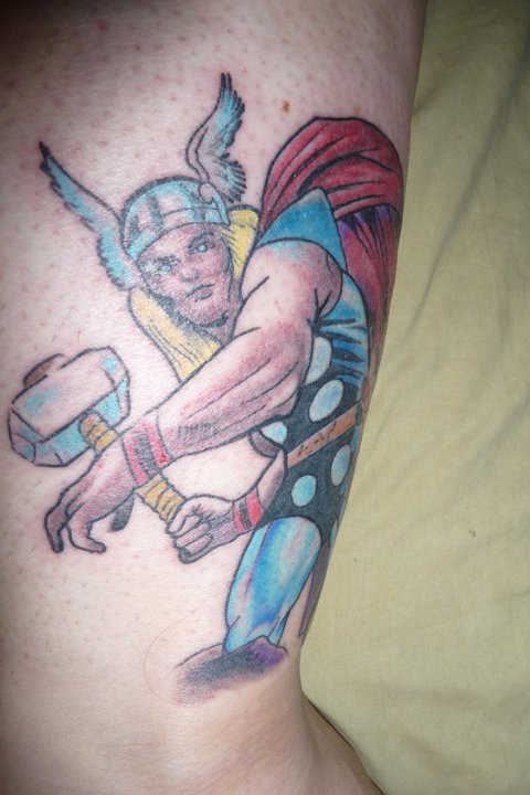 Tatuagens de Thor (5)