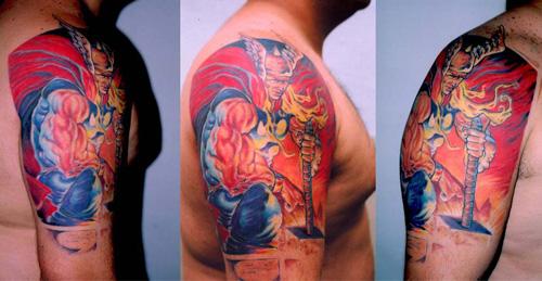 Tatuagens de Thor (4)