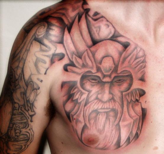 Tatuagens de Thor (3)