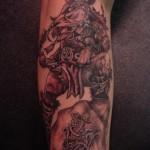 45 Tatuagens com Thor, o Deus do Trovão