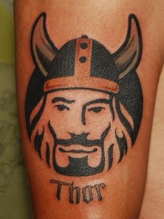 Tatuagens de Thor (1)