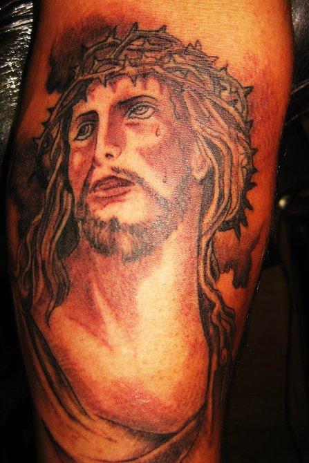 Tatuagens de Jesus Cristo (50)
