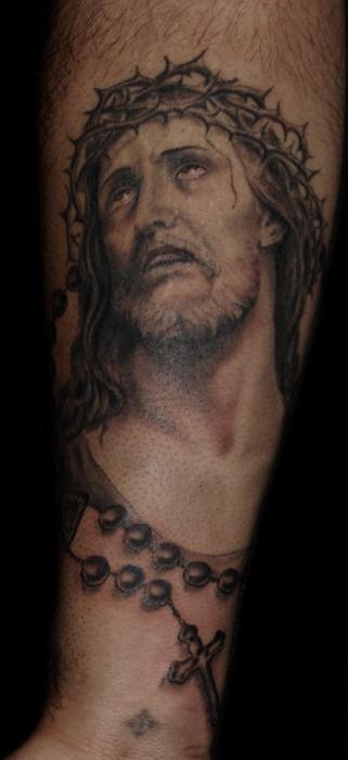 Tatuagens de Jesus Cristo (47)