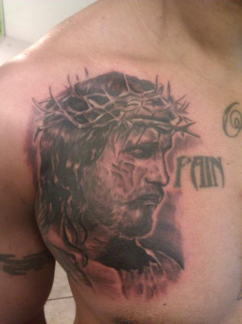 Tatuagens de Jesus Cristo (46)