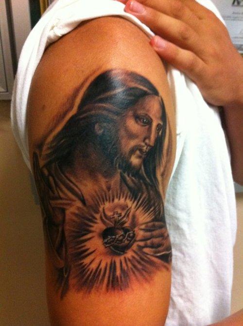 Tatuagens de Jesus Cristo (42)