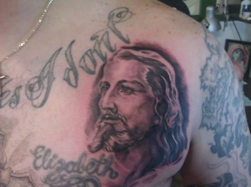 Tatuagens de Jesus Cristo (40)