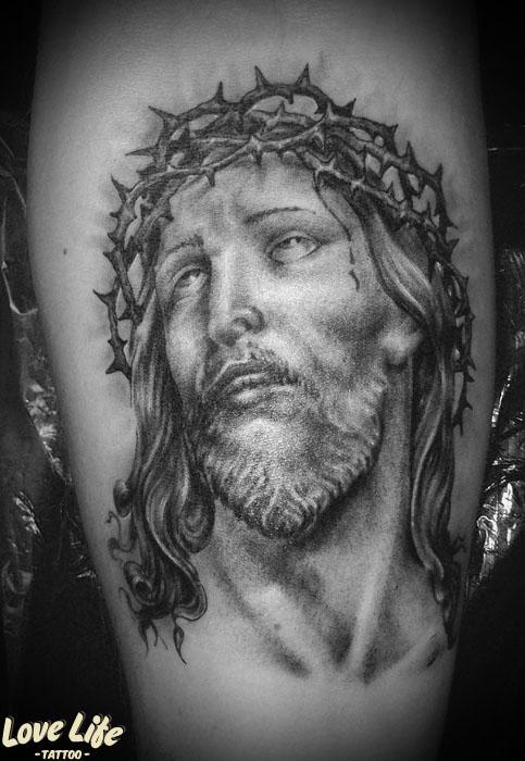 Tatuagens de Jesus Cristo (37)