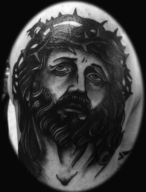 Tatuagens de Jesus Cristo (35)
