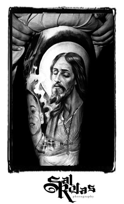 Tatuagens de Jesus Cristo (34)