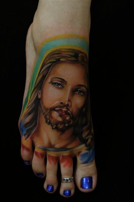 Tatuagens de Jesus Cristo (31)