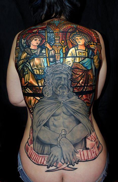 Tatuagens de Jesus Cristo (30)