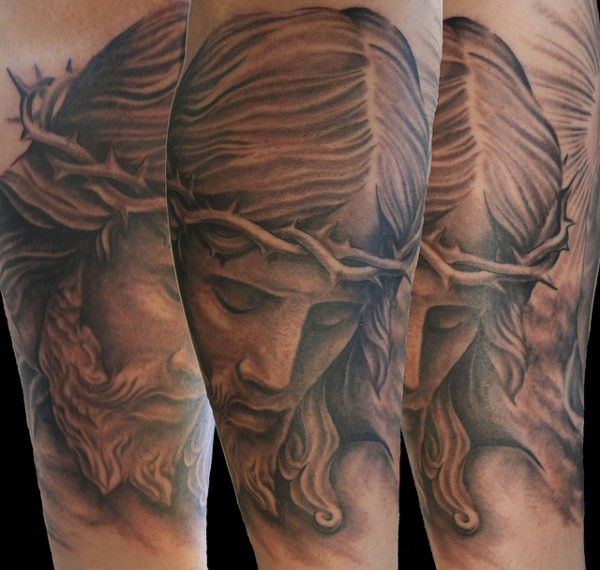 Tatuagens de Jesus Cristo (26)