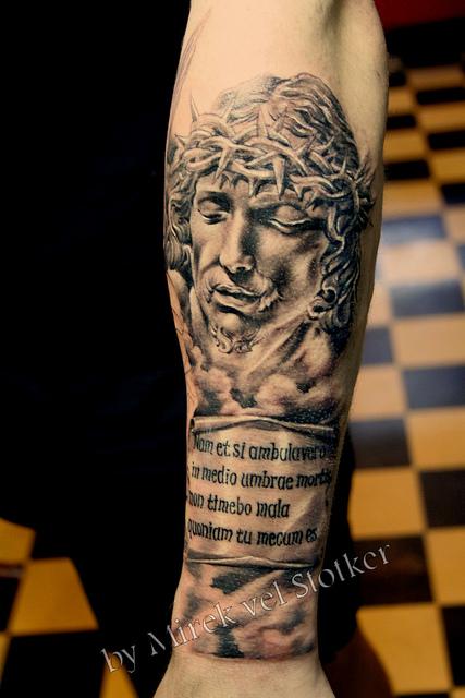Tatuagens de Jesus Cristo (22)
