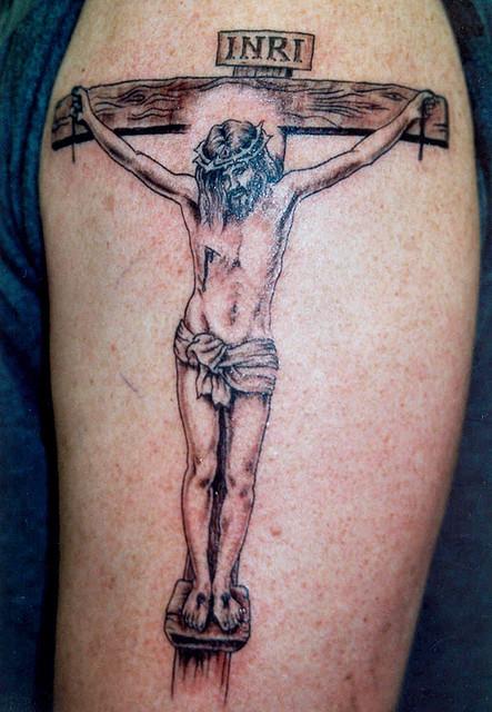 Tatuagens de Jesus Cristo (18)