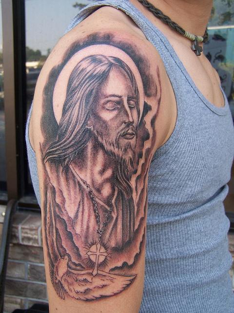 Tatuagens de Jesus Cristo (14)