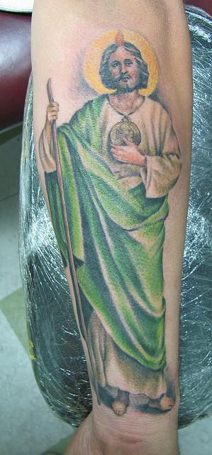 Tatuagens de Jesus Cristo (13)