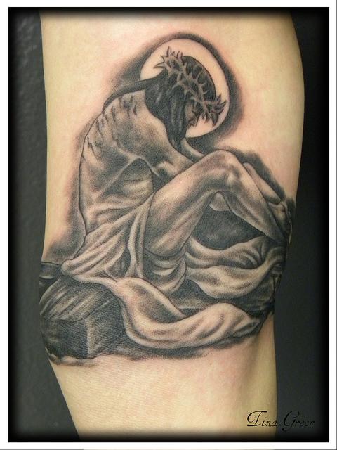 Tatuagens de Jesus Cristo (12)
