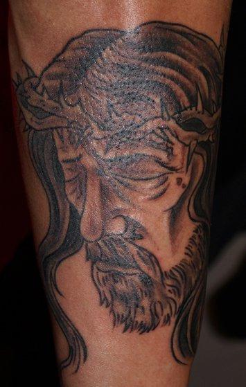 Tatuagens de Jesus Cristo (11)