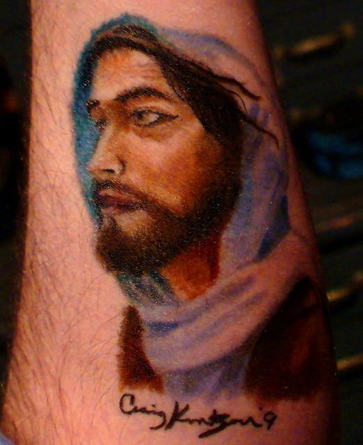 Tatuagens de Jesus Cristo (1)