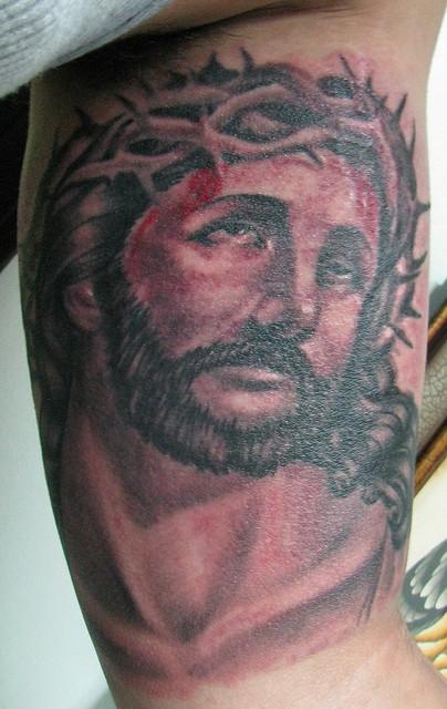 Tatuagens de Jesus Cristo (6)