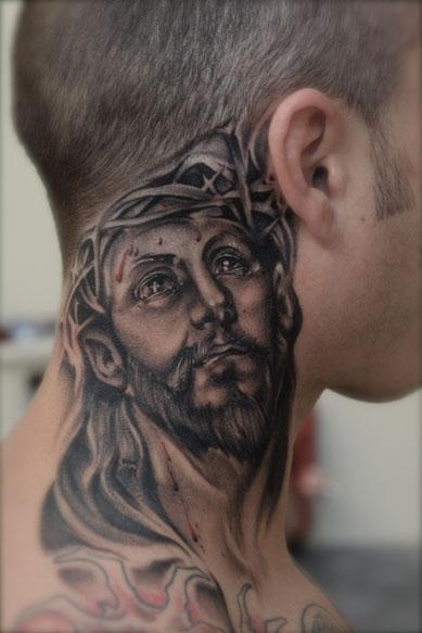 Tatuagens de Jesus Cristo (5)