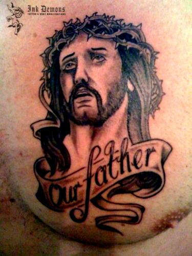 Tatuagens de Jesus Cristo (2)