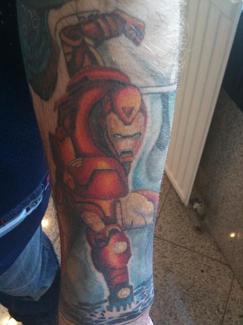 Tatuagens de O Homem de Ferro (39)