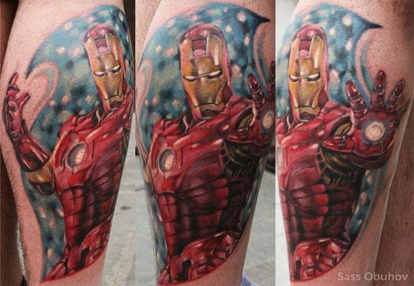 Tatuagens de O Homem de Ferro (36)