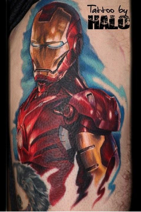Tatuagens de O Homem de Ferro (34)