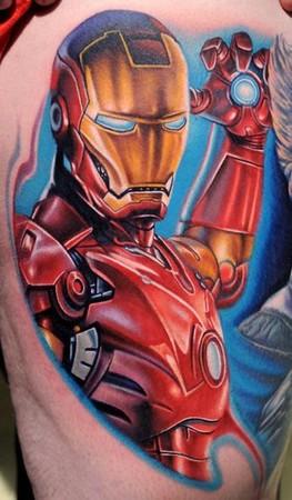 Tatuagens de O Homem de Ferro (33)
