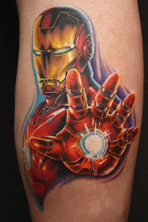 Tatuagens de O Homem de Ferro (32)
