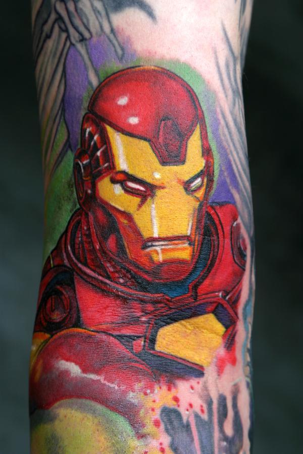 Tatuagens de O Homem de Ferro (31)