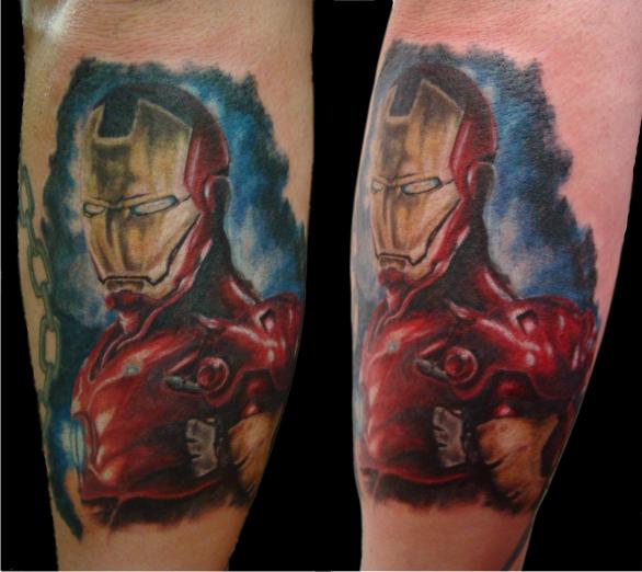 Tatuagens de O Homem de Ferro (30)