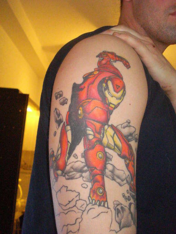 Tatuagens de O Homem de Ferro (29)