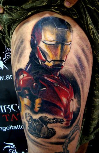 Tatuagens de O Homem de Ferro (27)