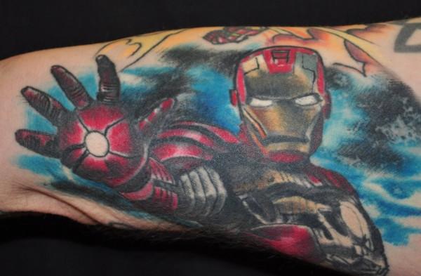 Tatuagens de O Homem de Ferro (26)