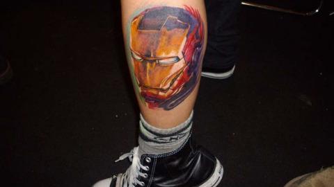 Tatuagens de O Homem de Ferro (25)