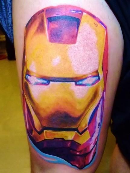Tatuagens de O Homem de Ferro (19)