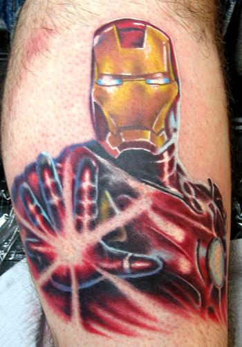 Tatuagens de O Homem de Ferro (18)