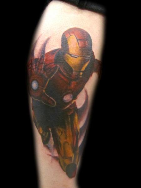 Tatuagens de O Homem de Ferro (14)