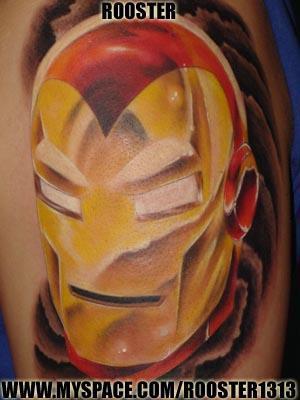 Tatuagens de O Homem de Ferro (13)