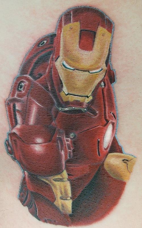 Tatuagens de O Homem de Ferro (10)