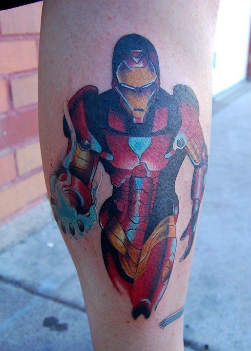 Tatuagens de O Homem de Ferro (9)