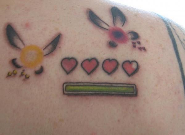 Tatuagens de The Legend Of Zelda (47)