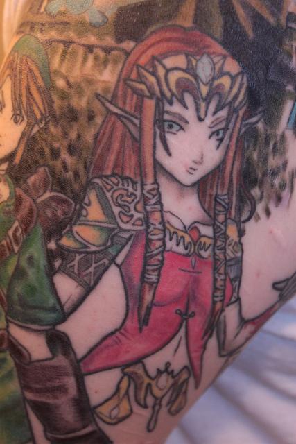 Tatuagens de The Legend Of Zelda (46)