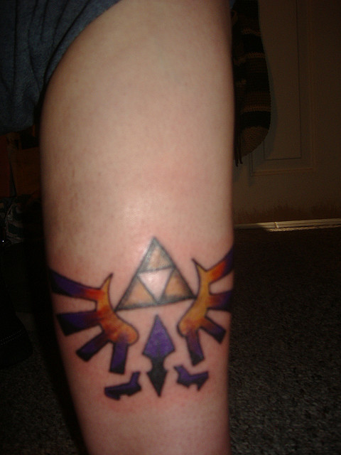 Tatuagens de The Legend Of Zelda (45)
